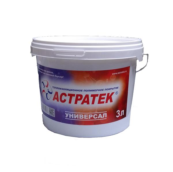 Жидкий утеплитель Астратек 3л