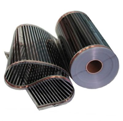 Инфракрасная пленка Lavita, 0,5 м. рулон 75 м2, 150 вт/м2