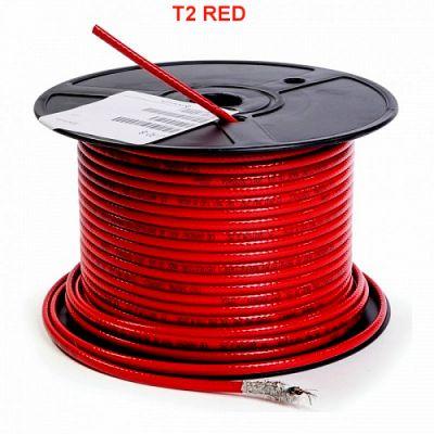Саморегулирующийся кабель теплого пола T2Red Raychem