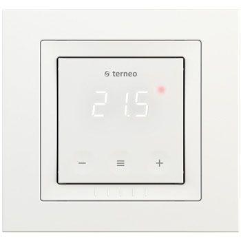 Терморегулятор сенсорный для теплого пола Terneo S