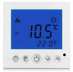 Терморегулятор теплого пола Stem Set 16