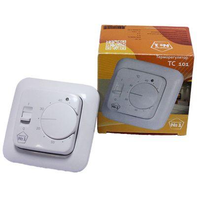 Терморегулятор теплого пола ТС 101