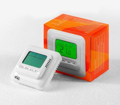 Терморегулятор теплого пола ТС401