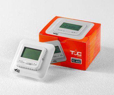 Терморегулятор теплого пола ТС402