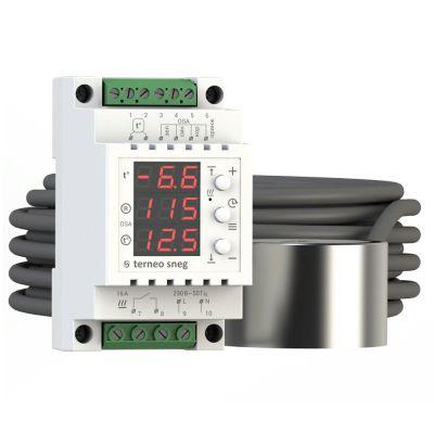 Терморегулятор Terneo sneg c датчиком осадков
